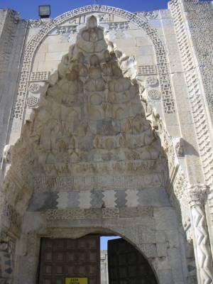 大衆宿の門